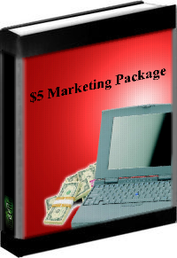 The $5 Marketing Package